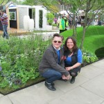 EGS Alumni Freddie Whyte & Ruth Sann win a gold at Chelsea 2013