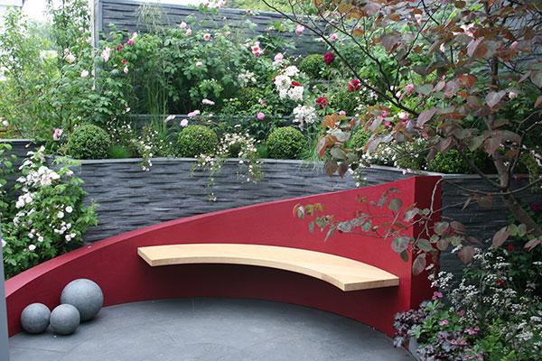 Rachel de Thame's Garden at Chelsea 2008