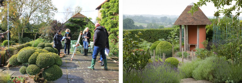 Ten Week Intensive Diploma in Garden Design The English