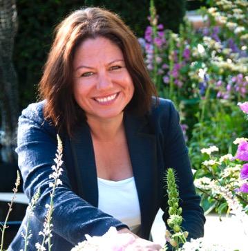 EGS Alumni Ruth Willmott wins silver-gilt Medal & People's Choice Best Fresh Garden Chelsea 2017