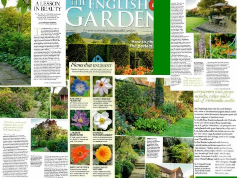 THE ENGLISH GARDEN OCT 2019 SHFH